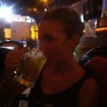 Beer Lao au Laos, la haut