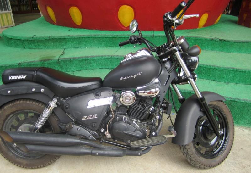 moto thailande